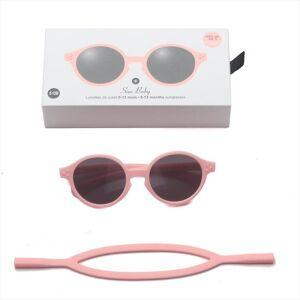 DHgate polarized tpee infant baby sunglasses 6 12 months kid uv proection sun glasses solbriller