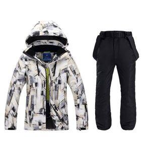 DHgate skiing jackets ski anzug männer winter 2021 wasserdicht winddicht verdicken warme schnee kleidung sets jacke skifahren und snowboard
