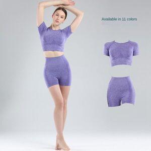 DHgate 2021 two piece yoga set women female sport suits high waist sport women fitness running yoga pants
