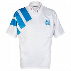 DHgate retro om 1992/93 soccer jerseys desailly deschamps boksic völler pelé boli vintage kit classic shirt
