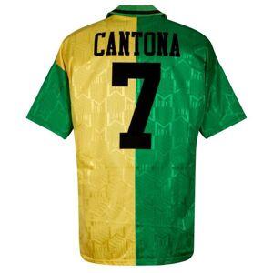 DHgate retro cantona ronaldo beckham giggs scholes keane solskjaer cruyff veron van nistelrooy larsson soccer jerseys vintage shirt classic kit