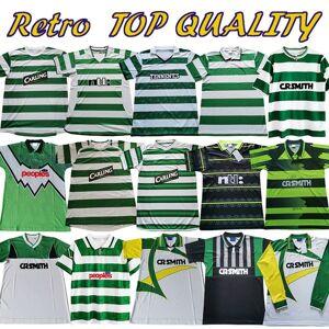 DHgate 82 84 86 89 celtic retro soccer jerseys 1991 1992 1998 1999 football shirts larsson classic vintage sutton 1995 1997 football kits top