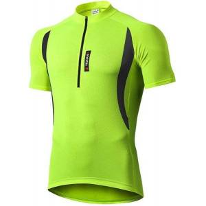 DHgate short sleeve cycling jersey with waterproof men all day racing clothing  2021 mtb sport riding shirt race ciclismo fit set sets
