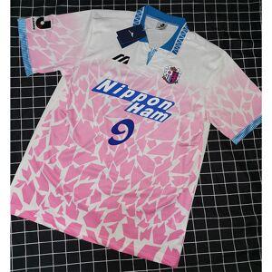 DHgate retro cerezo osaka 1994 away soccer jerseys cerezo osaka futbol kit vintage football camiseta classic shirt