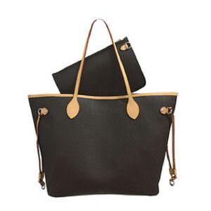 DHgate pu 4 colors lattice 2pcs set women handbag handbag ladies waist bags handbag lady clutch purse shoulder bags
