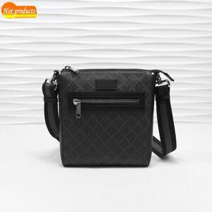 DHgate classic men's one shoulder bag cross bag small messenger bag bag, size: 21 * 23.5 * 4.5cm, ing