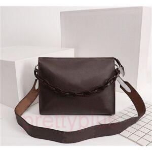 DHgate original designer luxury handbags purses toilet pouch xl wash bag women brand tote waist pack real leather shoulder bags