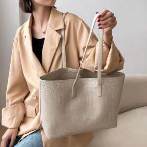 DHgate women's stone pattern handbags soft leather totes bags for women 2020 new luxury designer ladies handle shoulder 2 set bags