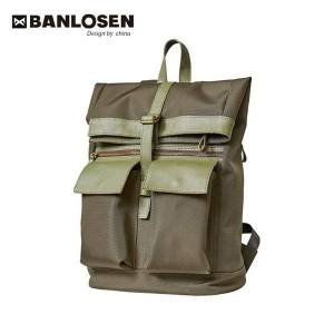 DHgate banlosen nylon college teenager lapbackpack fashion leisure waterproof bagpack casual computer school bag 15.6 inch