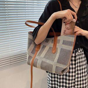 DHgate evening bags large capacity bag women's summer versatile 2021 fashion one shoulder bucket portable tote