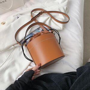 DHgate evening bags 2021 fashion large capacity ladies crossbody bag casual tote messenger pu shoulder women's handbag