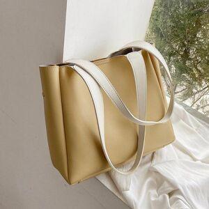 DHgate shoulder bags niche design fresh summer 2021 fashion large capacity bag women's handbag shopping 2in1 tote width: 31cm