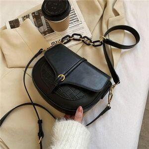 DHgate leather 2 straps vintage fashion bags women's handbags purse women shoulder crossbody cross body