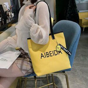 DHgate 2021 new women's bag commuting large capacity one shoulder versatile small fresh tote handbag