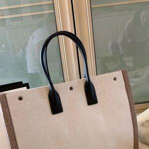 DHgate evening bags fashion tote handbag shoulder bag retro hand high-end women canvas large capacity letter purse fa2s