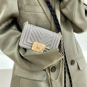 DHgate 2021 spring summer casual female bags solid color small square bag chain western style wild handbag design fashion trend mini purse