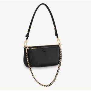 DHgate women favorite leather fashion bags handbags multi pochette accessoires purses flower mini 2pcs crossbody shoulder bag