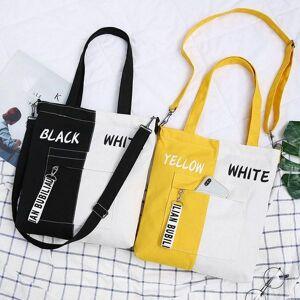 DHgate shopping bags 2021 bag casual shoulder woman vintage cotton canvas simple large cloth shopper beach totes book