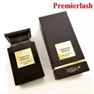 DHgate tobacco vanille perfume 100ml 3.4fl.oz eau de parfum tford men women fabulous perfume fragrance neutral tobacco perfume long lasting spray