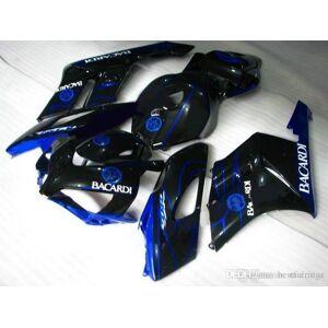 DHgate hat sale fairings for honda cbr1000rr 04 05 blue black original mold fairing kit cbr 1000 rr 2004 2005 hf22