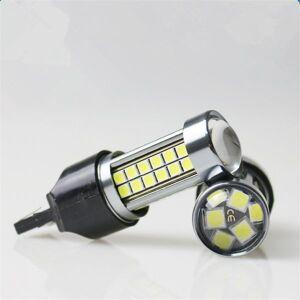 DHgate 1pcs t20 led w21w 7440 led 1156 p21w canbus 3030 54smd w21/5w bau15s 1157 bay15d 3156 3157 turn signal reversing brake light