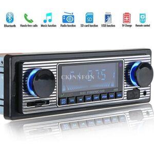 DHgate 20pcs/lot lcd car kit bluetooth cd mp3 player usb aux stereo usb fm radio in dash receiver 5513