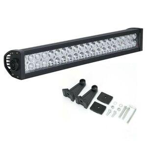 DHgate working light 22 inch 120w 12v 24v offroad led bar spot flood lights waterproof ip67 work for car truck suv