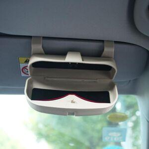 DHgate car glasses box storage holder sunglasses case for x1 x3 f25 x5 f15 f85 f20 f21 f30 f35 f80 f32 f33 f48 f82 f83 f10 f18 f11