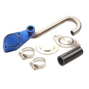 DHgate 6.0l powerstroke diesel egr basic cooler kit for 2003-2007 f250 f350 automobile accessories suit manifold & parts1