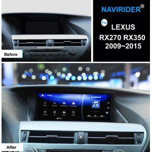 DHgate smart android car autoradio tape recorder radio for rx270 rx300 rx330 rx350 rx 300 350 330 2010 gps navigation head unit car dvd