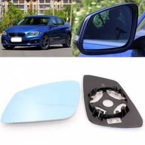 DHgate for bmw 1 series 116 118 120 125i135is large view car rearview mirror wide angle reflective reversing lens