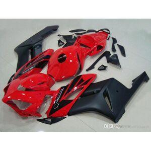 DHgate high grade fairings for honda cbr1000rr 04 05 red black original mold fairing kit cbr 1000 rr 2004 2005 dd49