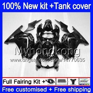 DHgate +tank for kawasaki ex-250 zx250r 2008 2009 2010 2011 2012 201my.49 ex250 zx 250r ex 250 zx-250r ex250r 08 09 10 11 12 silver flames fairing