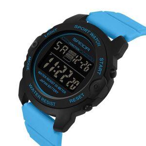 DHgate wristwatches fashion 2021 brand sports watch men's waterproof calendar display ladies digital retro style clock relogio masculino