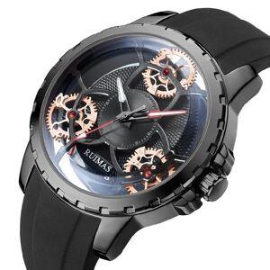 DHgate wristwatches megir ruimas luxury military sport watches men uav design quartz watch man silicone analog wristwatch relogios masculino clock