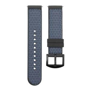 DHgate watch bands fashion band compatible for huami/samsung/versa/smart universal silicone + nylon watchbands 20mm/22mm wb83