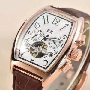 DHgate 2-men watches business brand automatic movement tourbillon day date dive mens mechanical watch fashion sports wristwatches montres