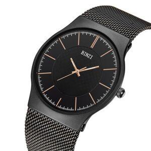 DHgate wristwatches ultra-thin men watches quartz analog military watch men' fashion daily waterproof male relogio masculino