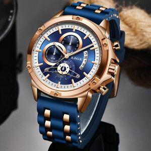 DHgate wristwatches 2021 lige watches mens quartz clock brand analog military male men sport army watch waterproof relogio masculino