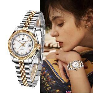 DHgate wristwatches pagani design women watches stainless steel quartz ladies watch waterproof sport relogio masculino drop