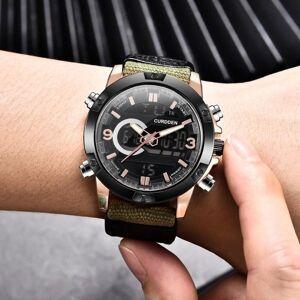 DHgate wristwatches men watch sports waterproof quartz digital led casual watches men's fashion analog wrist
