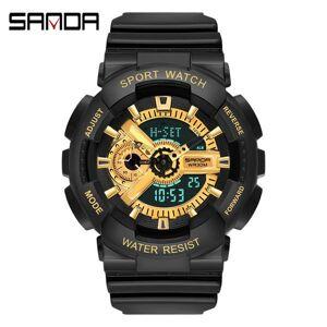 DHgate wristwatches men's sports military watches analog quartz waterproof 30m watch for man women fashion pink clock relogio masculino