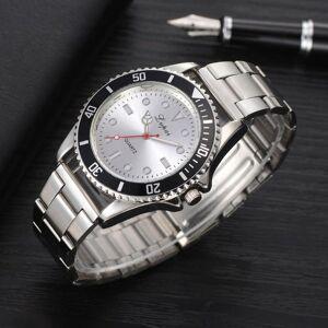 DHgate wristwatches lvpai #p691 men's watch 2021 luxury dot digital dial dialal quartz steel belt analog wrist relogios a60