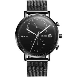 DHgate wristwatches simple men watches business stainless steel mesh fashion man analog quartz waterproof casual relogio masculino