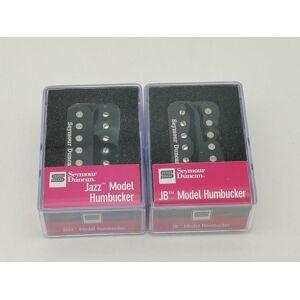 DHgate guitar pickups sh2n jazz neck sh4 jb bridge humbucker pickup 4c black guitar pickups