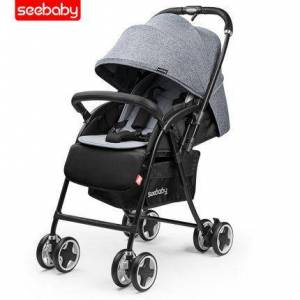 DHgate seebaby convertible strollers two way high landscape reversing stroller folding light-weight puchair