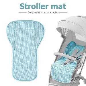 DHgate baby stroller seat cushion infant pram car seat pad practical multi-functional durable cotton sleeping mattresses