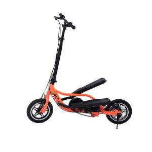 DHgate folding double wing scooter spinning bike indoor and outdoor fitness running station standing no seat bicycle strollers#