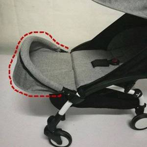 DHgate 32cm baby stroller accessories footboard carriage foot rest feet extension footmuff footrest leg extension 40jc