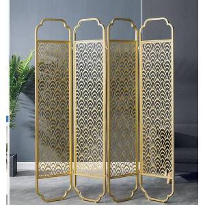 DHgate screen partition living room ins light luxury l entrance decoration beauty salon simple and modern